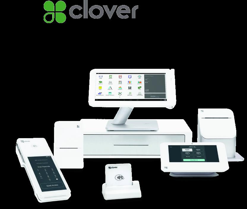 Clover POS Systems
